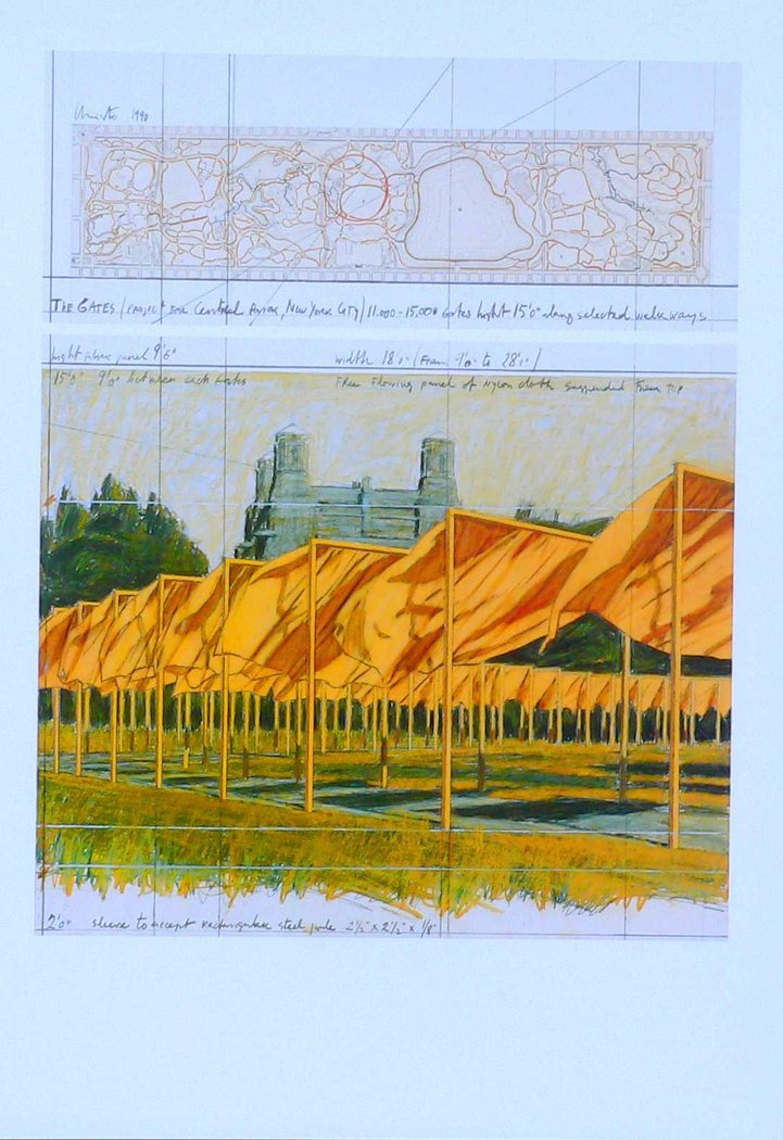 Christo - The Gates