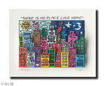 James Rizzi - THERE IS NO PLACE LIKE HOME - exklusiv bei uns erhältlich