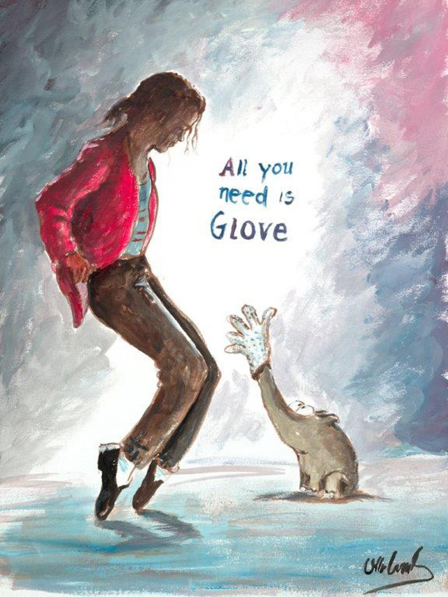 Otto Waalkes - All you need is Glove