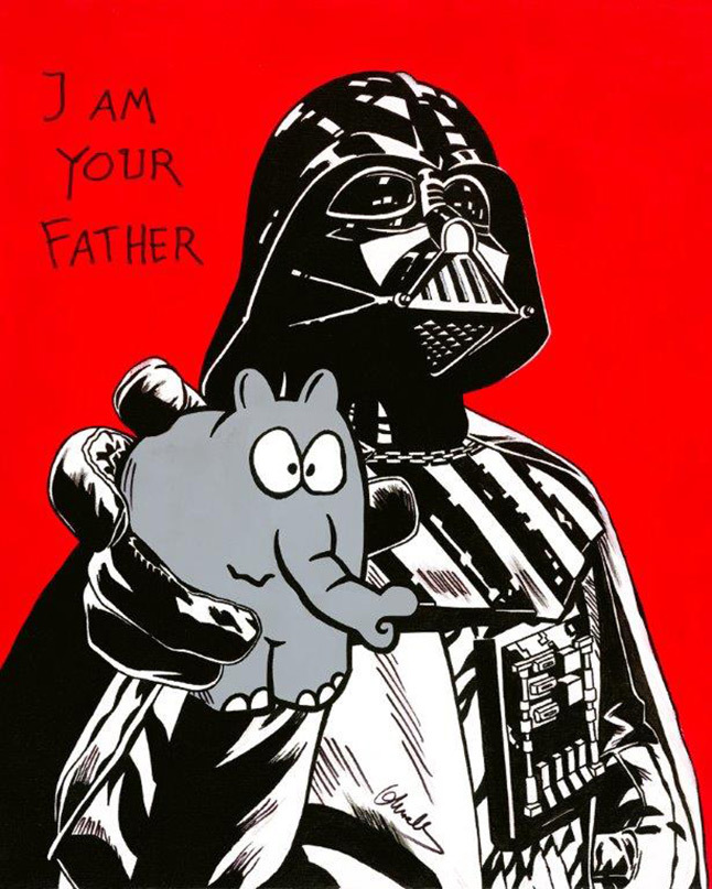 Otto Waalkes - I AM YOUR FATHER