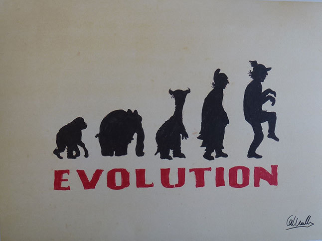 Otto Waalkes - Evolution