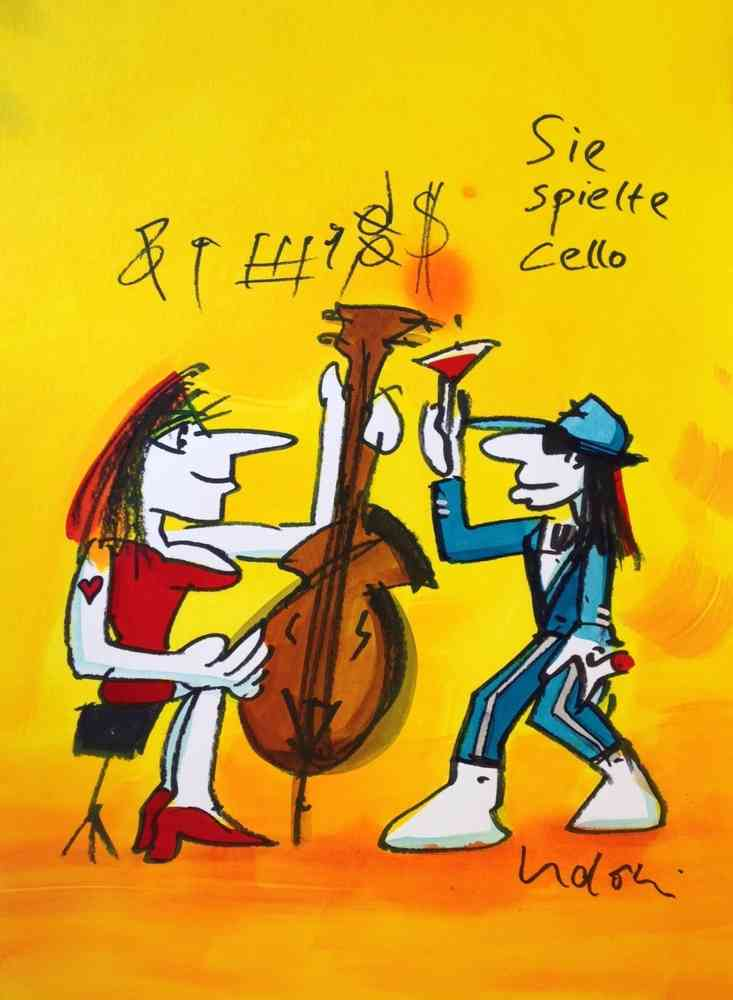 cello udo lindenberg