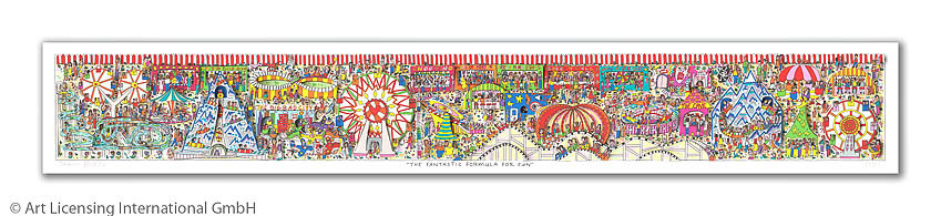 James Rizzi - THE FANTASTIC FORMULA FUN