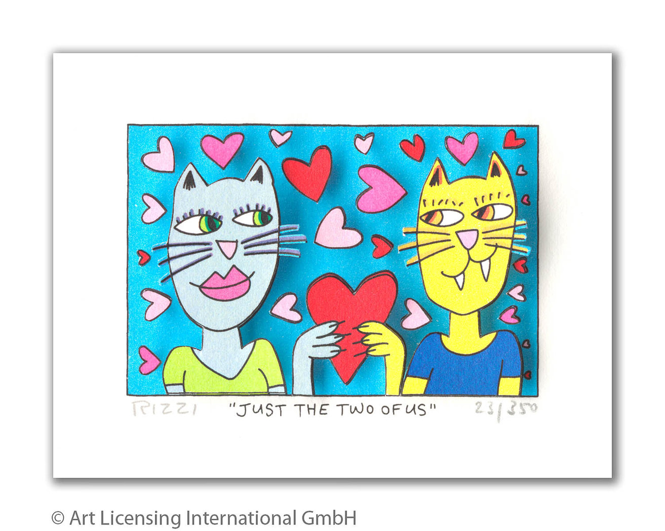 James Rizzi - JUST THE TWO OF US