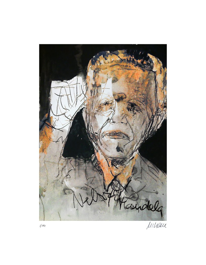Armin Mueller-Stahl - Nelson Mandela - The Power of One