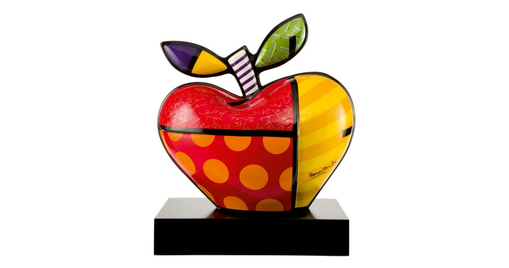Romero Britto - Big Apple