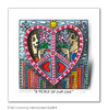 James Rizzi - A PEACE OF OUR LOVE