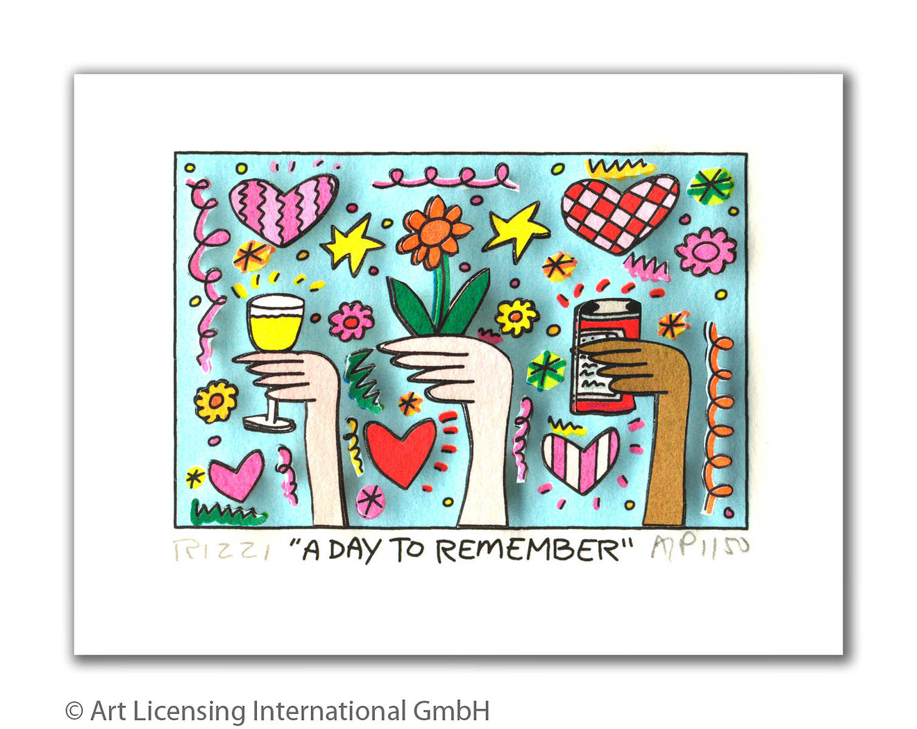 James Rizzi - A DAY TO REMEMBER